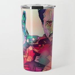 Iron Man, TheAvengers Travel Mug