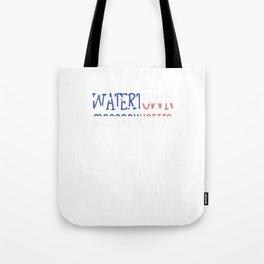 Watertown Massachusetts Tote Bag