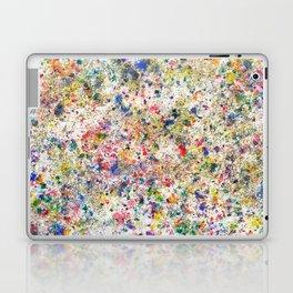 Abstract Artwork Colourful #7 Laptop & iPad Skin