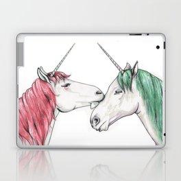 Unicorns in love III Laptop & iPad Skin