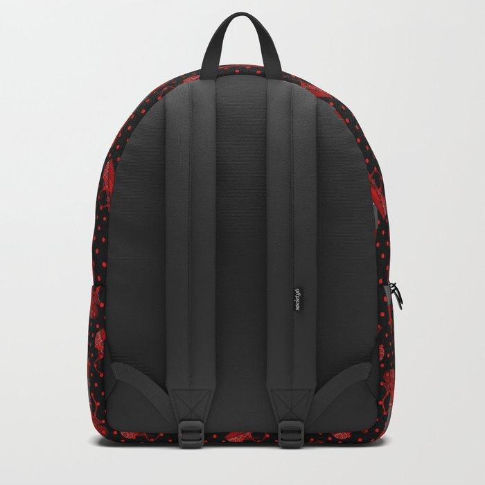 In Vogue - Fashion Illustration Backpack