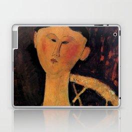 "Amedeo Modigliani ""Beatrice Hastings"" 1915 Laptop & iPad Skin"