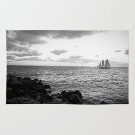 Southernmost Sunset Rug