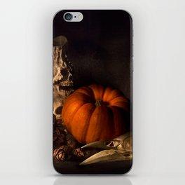 Halloween Still Life iPhone Skin