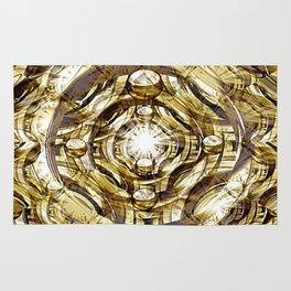 In Hadron Collider. Rug