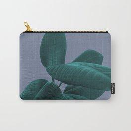 Ficus Elastica #10 #Stonewash #decor #art #society6 Carry-All Pouch
