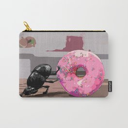 The Doughnut Collector Carry-All Pouch