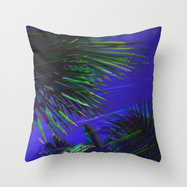 Ever and Ever Throw Pillow