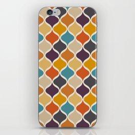 Moroccan Fall 3 iPhone Skin