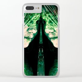 Connected II Clear iPhone Case
