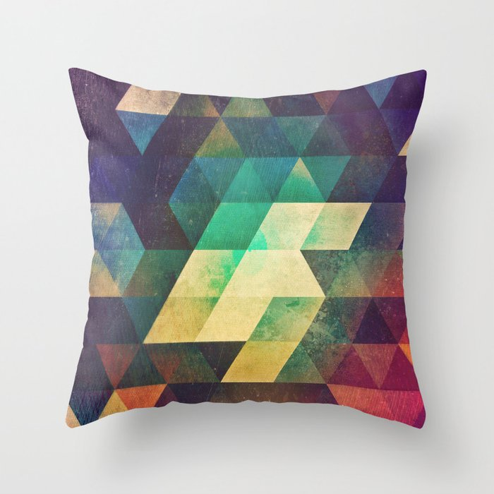 Zymmk Throw Pillow By Spires