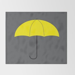 HIMYM - The Mother Throw Blanket