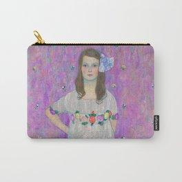 "Gustav Klimt ""Mäda Primavesi"" Carry-All Pouch"