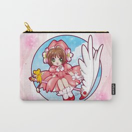 Sakura Kinomoto (Classic Dress) Carry-All Pouch