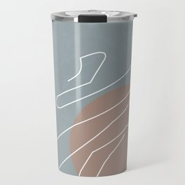 Colors & Shapes Travel Mug