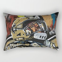 CAMERON JORDAN PAINTING PRINTS BY  SATORU KON ART Rectangular Pillow