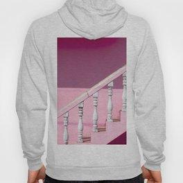 Pink Stairway Hoody