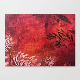 RedEarth Canvas Print