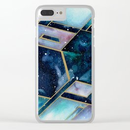 :: Castor and Pollux :: Clear iPhone Case