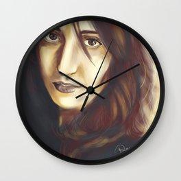 Sara Bareilles Wall Clock