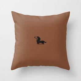 Good Girl Lucy! Throw Pillow