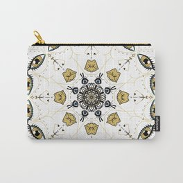 wild eyed women Carry-All Pouch