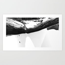 Chrysocolla (series) - 02 Art Print