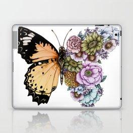 Butterfly in Bloom II Laptop & iPad Skin