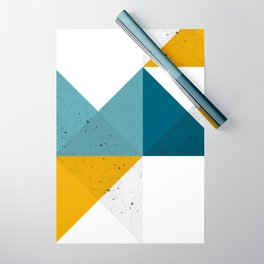 Modern Geometric 19 Wrapping Paper