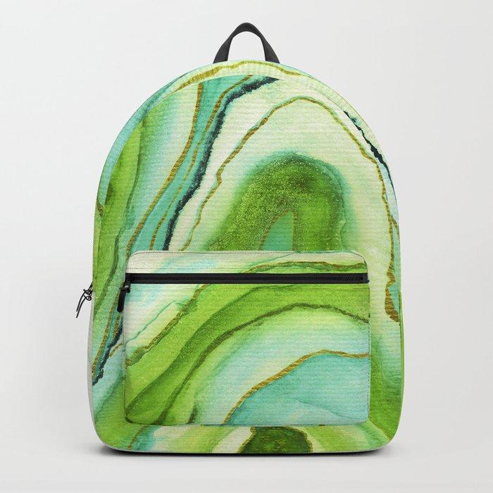 Agate Greenery Backpack