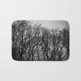 les arbres Bath Mat
