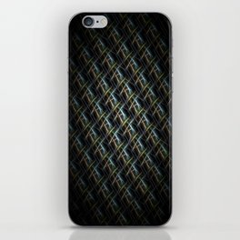 The Near Side Of A Space Entity iPhone Skin