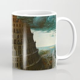 Pieter Bruegel the Elder - The Tower of Babel (Rotterdam) Coffee Mug