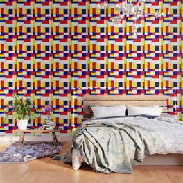 Mondrian #37 Wallpaper