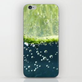 Lemony Limy iPhone Skin