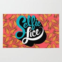 Selfie Lice Rug