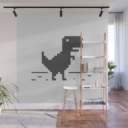 Jurassic Browser Wall Mural