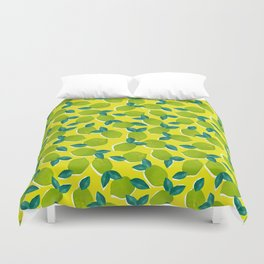 Limes for daysss Duvet Cover