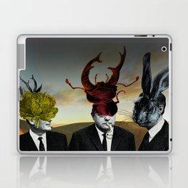 Die drei Minister Laptop & iPad Skin