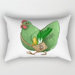 Poupoule Rectangular Pillow