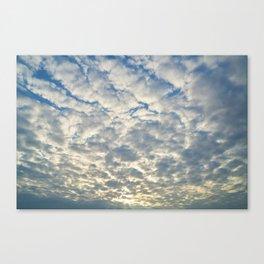 Shimmering Sky Canvas Print