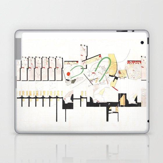 floorplan Laptop & iPad Skin