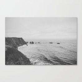 CALIFORNIA COAST II Canvas Print