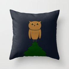 Shaky 2 Throw Pillow