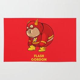 Flash Gordon Rug