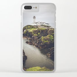 Fanad Lighthouse Clear iPhone Case