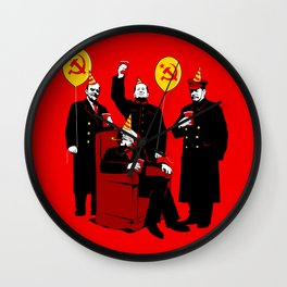 Communist Party II: The Communing Wall Clock