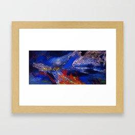 """Claro de luna"" Framed Art Print"