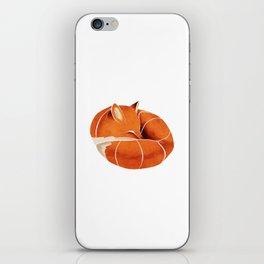 Fox 3 iPhone Skin