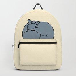 Sleeping Cat 2 Backpack